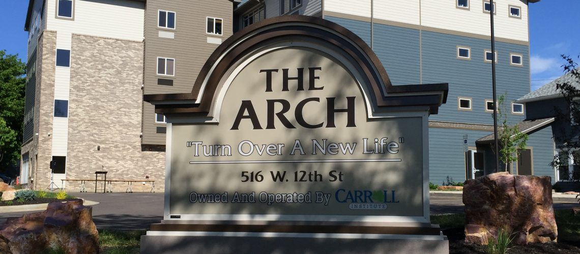 Carroll Institute – The Arch