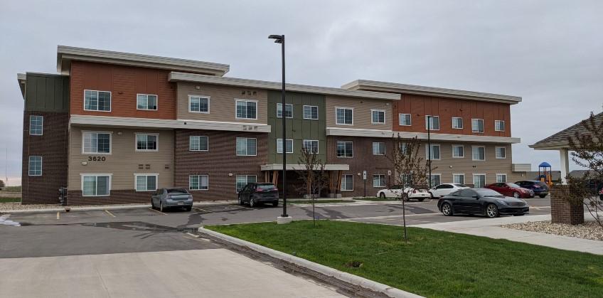 Majestic Ridge Apartments
